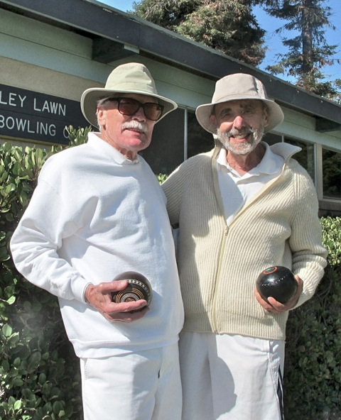 Jerry Ridley & Millard Long, 2014 BLBC Pairs Champs