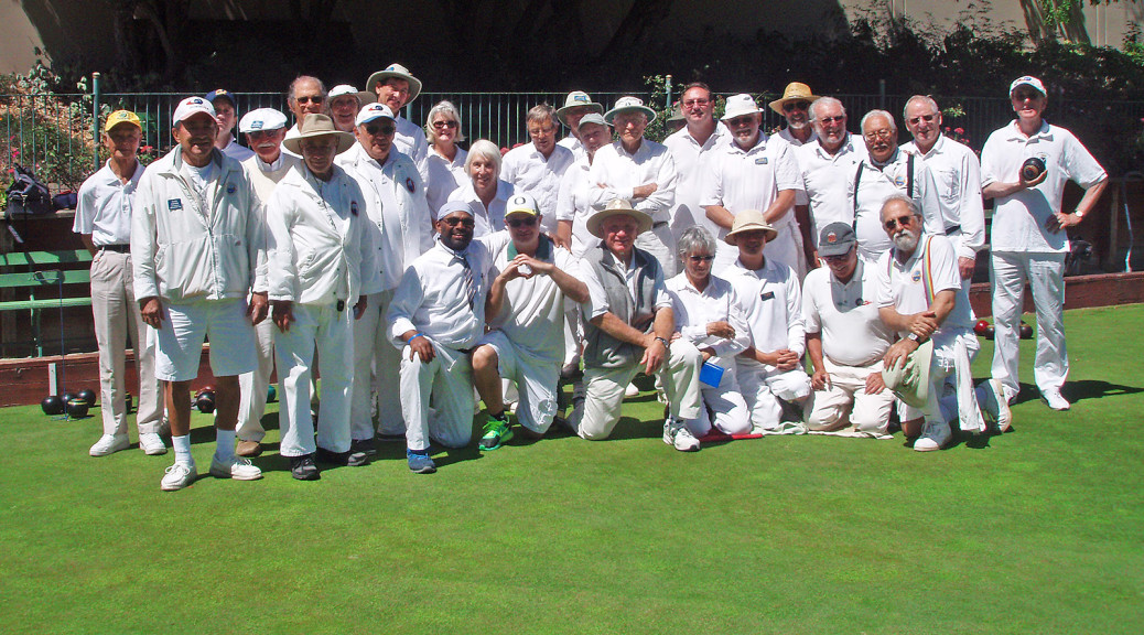 Bay Bridge Classic 2014 group photo