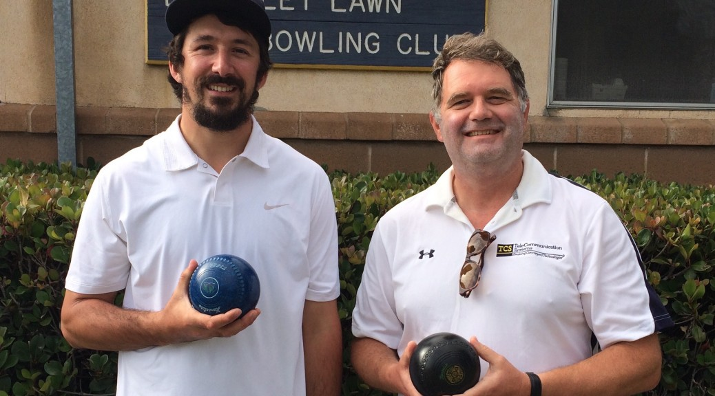 Shawn Roney and Ray Francis are 2015 Pairs Champions