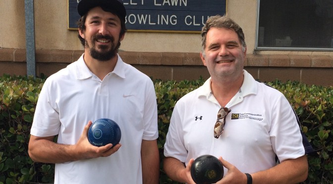2015 Club Pairs Champs